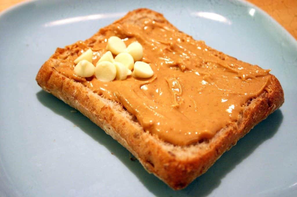 SRC: White Chocolate Peanut Butter
