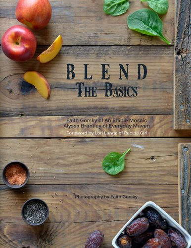 Blend The Basics Cover