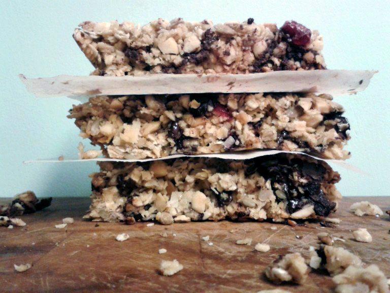 Sweet Treats: Brownies and Granola Bars