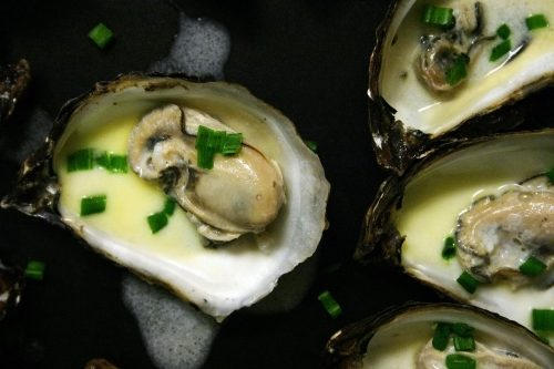 poached oysters 019