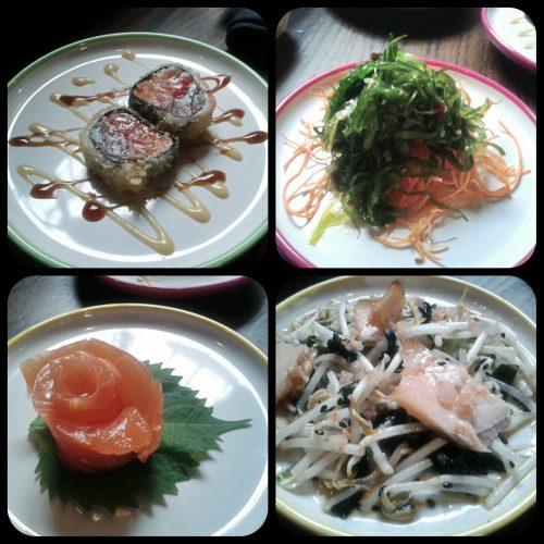 Kyozon sushi