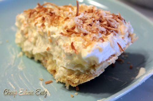 Coconut Cream Pie 7