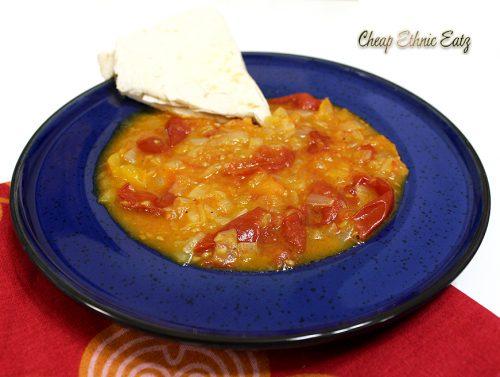 Jordanian Tomato Soup