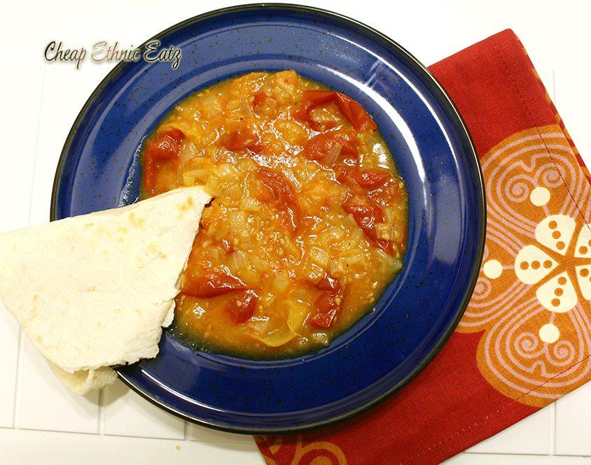 Jordanian Tomato Soup top