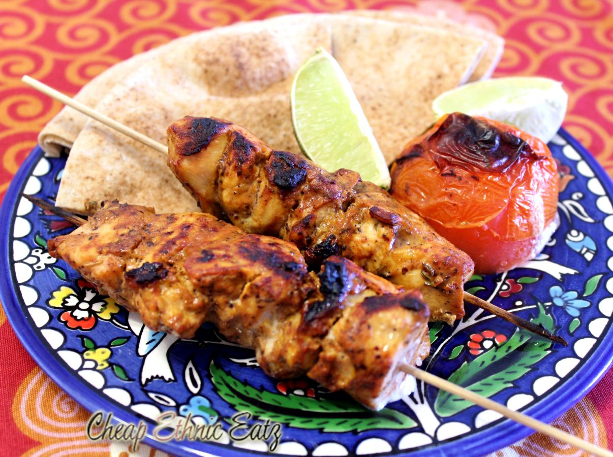 Lebanese Shish Taouk: now this is an amazing recipe