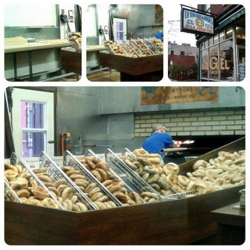 Saint-Viateur bagel