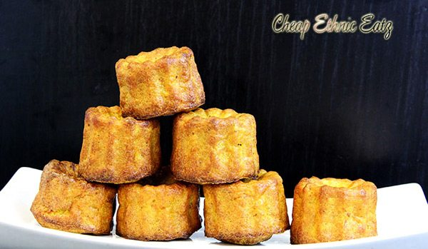 Carrot-Curry-Canelés