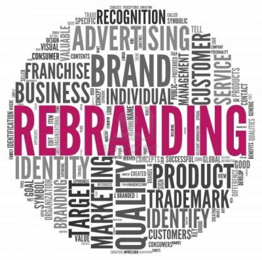 You read it here first…I am REBRANDING my blog!