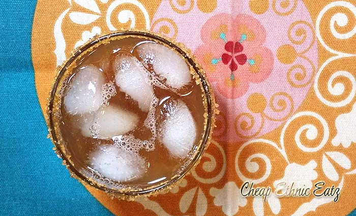 Sharab Tamr Hendi tamarind drink top