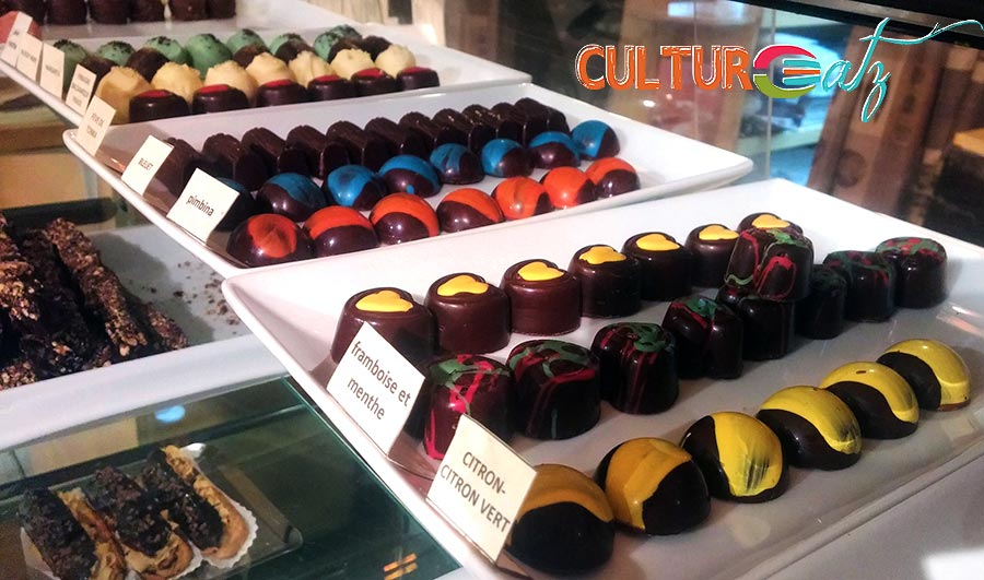 Olivier Piffaudat: a chocolatier like no other!
