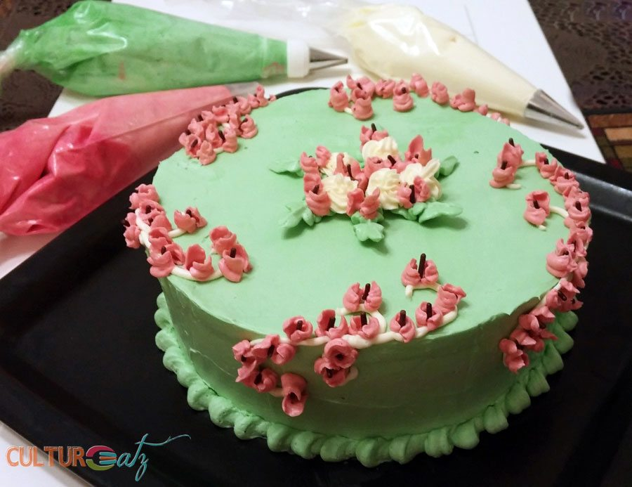 Lily Nail Cake Decorating : 9th Blogiversary: my Cake Decorating Challenge   CulturEatz