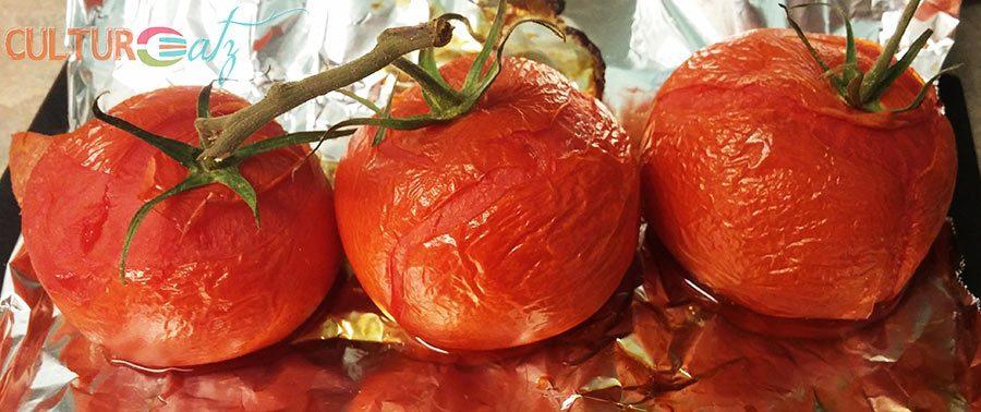 ketchup-roasted-tomatoes