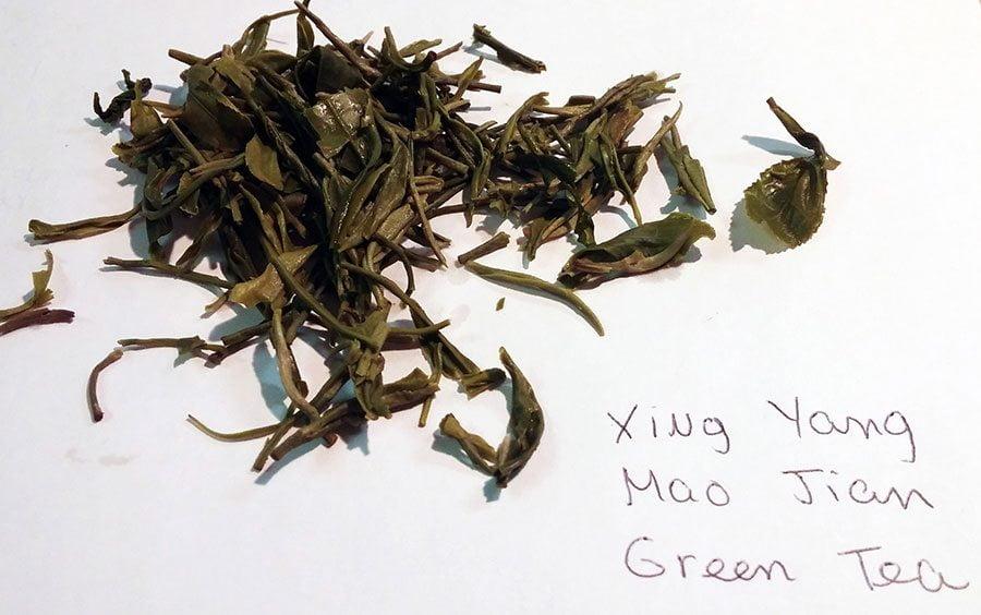 Finer Teas Xing Yang Mao Jian Green Tea