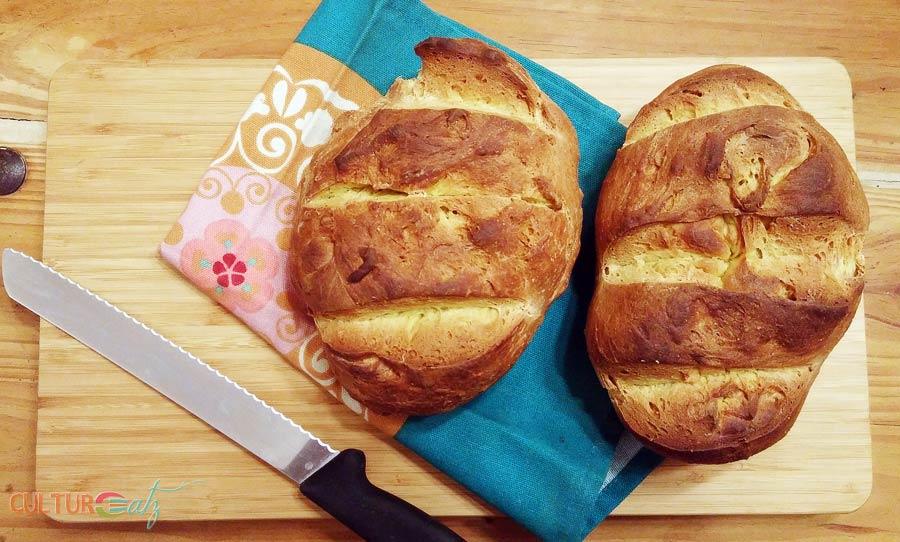 Homemade Sourdough Bread with a Sourdough Starter