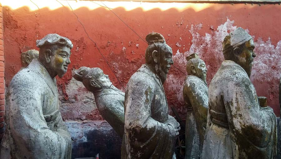 Beijing-confucius