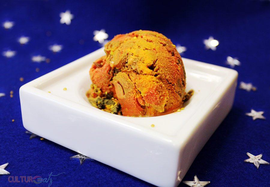 Mars ice cream planet