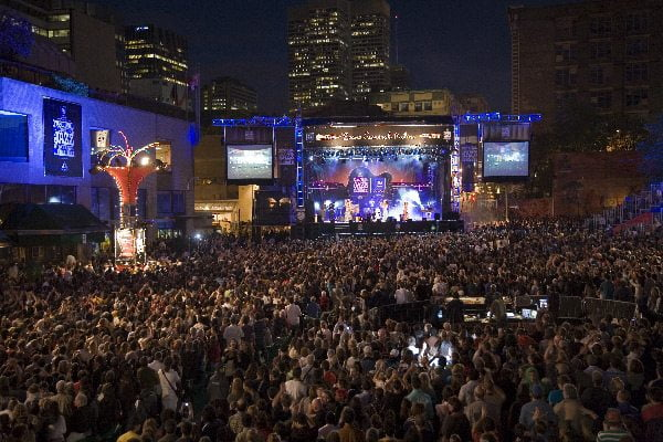 Montreal's 375th estival International de Jazz