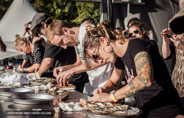 Montreal's 375th oysterfest