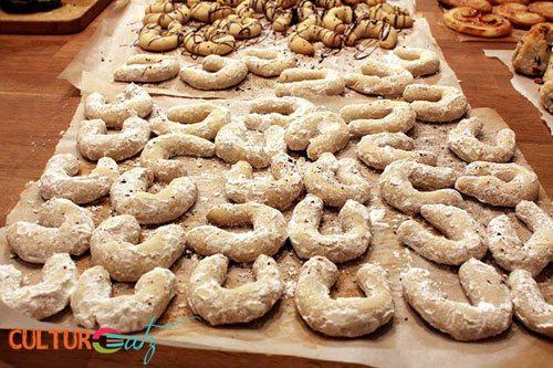 Vanillekipferl-Cookies