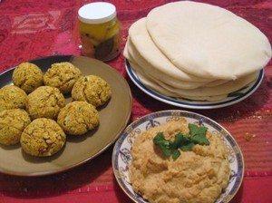 Daring Cooks Mezze