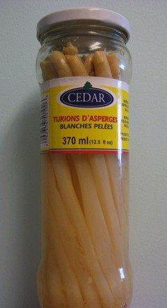 5 Star Makeover White Asparagus