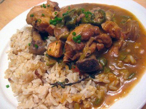 Daring Cooks Meets IIP: Gumbo