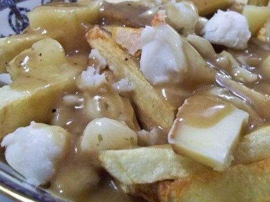 5 Star Makeover: Tail Gating with Lobster Sauce Crab Poutine with Oka Cheese
