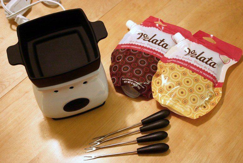 Velata Chocolate Fondue and electrical Warmers