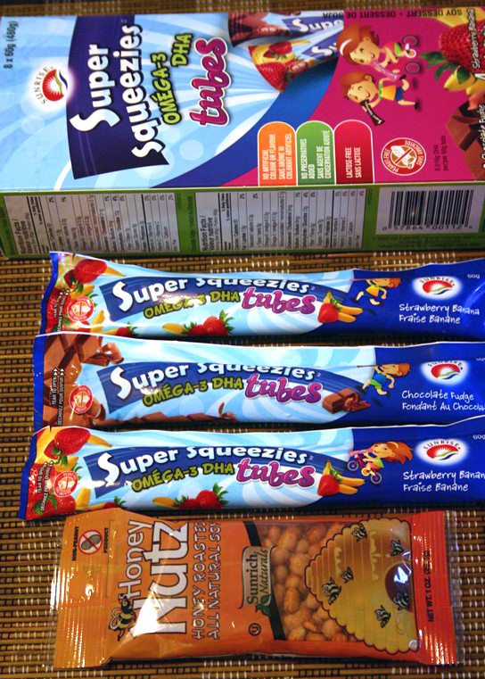 Super Squeezies soy dessert tubes