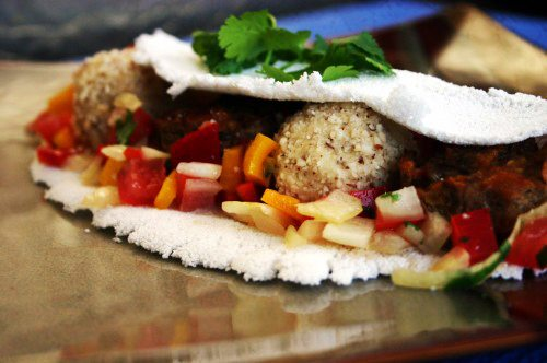 Brazilian Dishes BLT