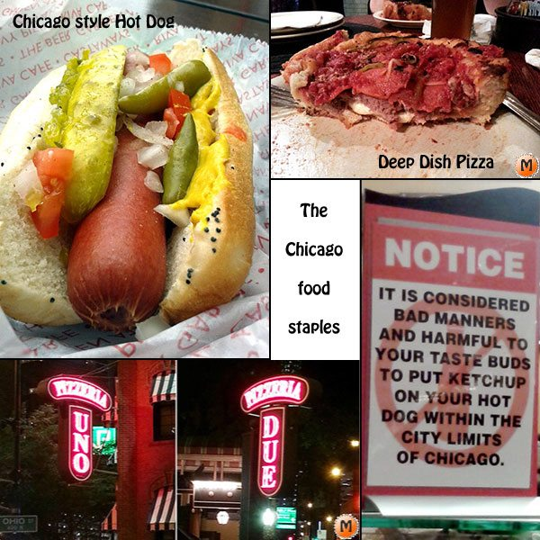 Chicago Food and Travel part 1