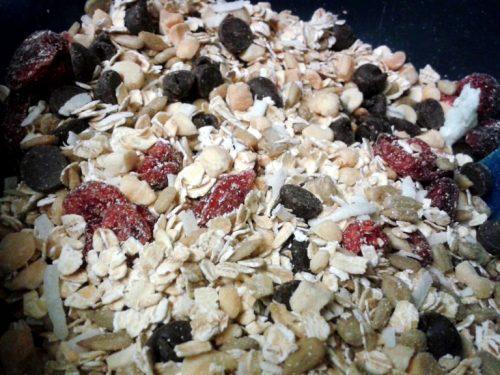 granola bar 1