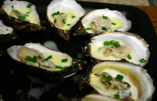 poached oysters 021