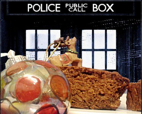 wartime fruit cake 1