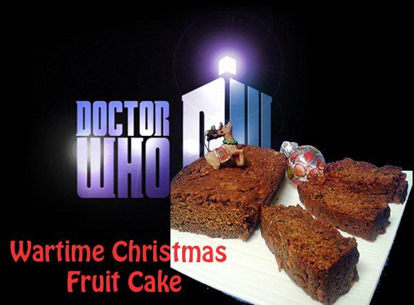 wartime fruit cake 2