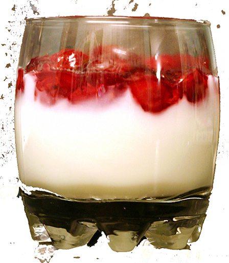 Muhallabieh (Milk Pudding)