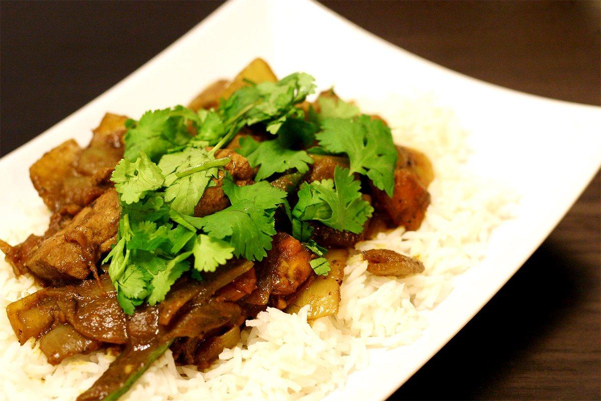 liver curry 05