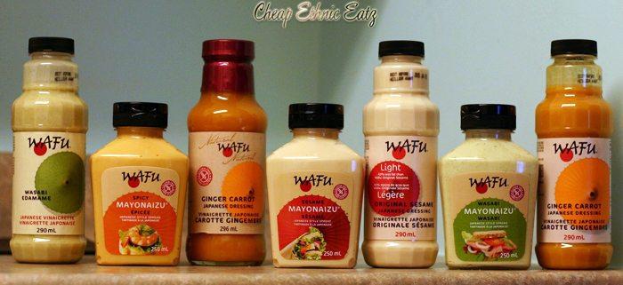 wafu flavors