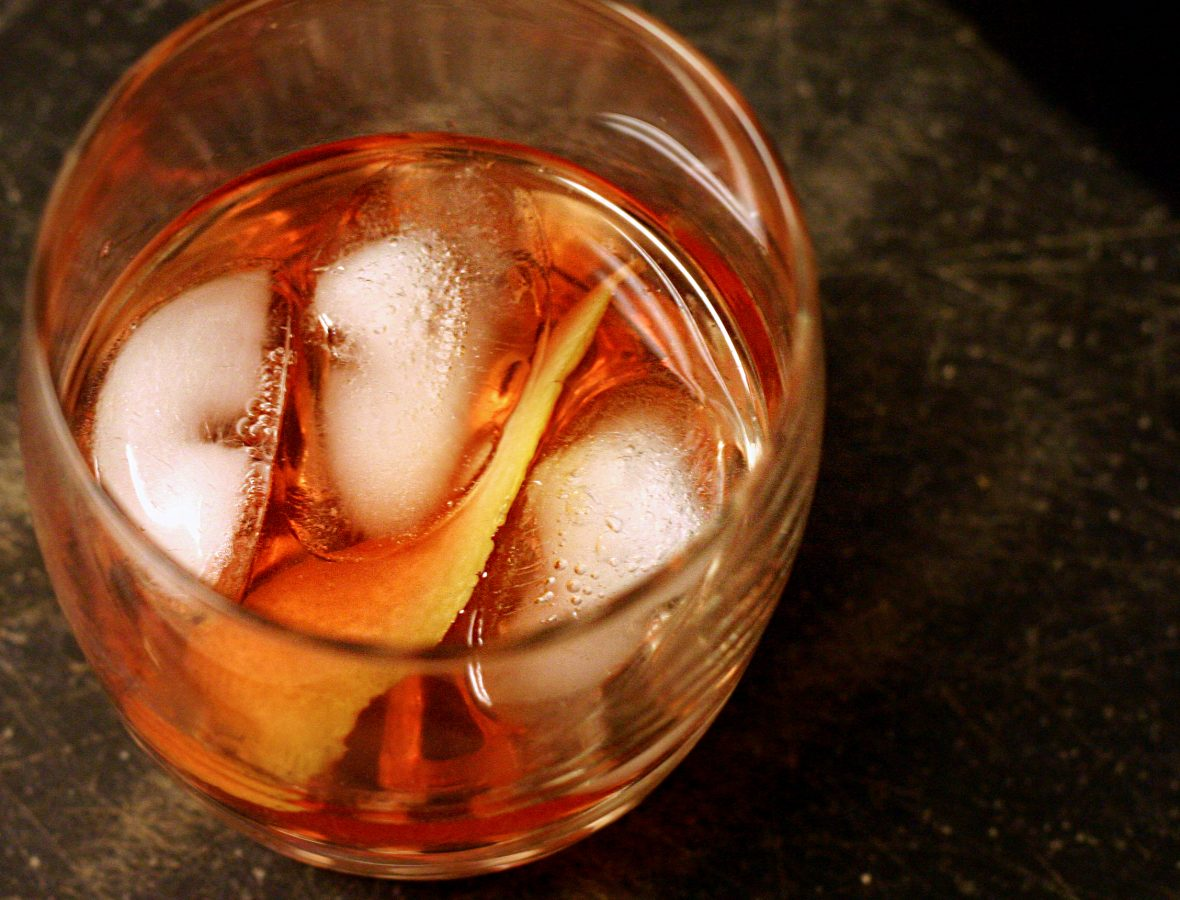 The Sazerac: the official cocktail of New Orleans