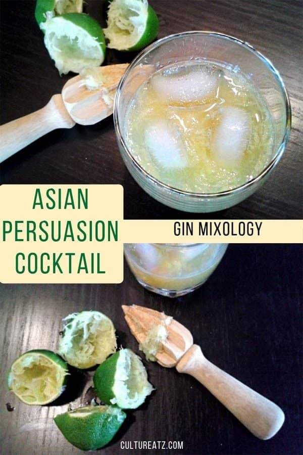 Asian Persuasion Cocktail