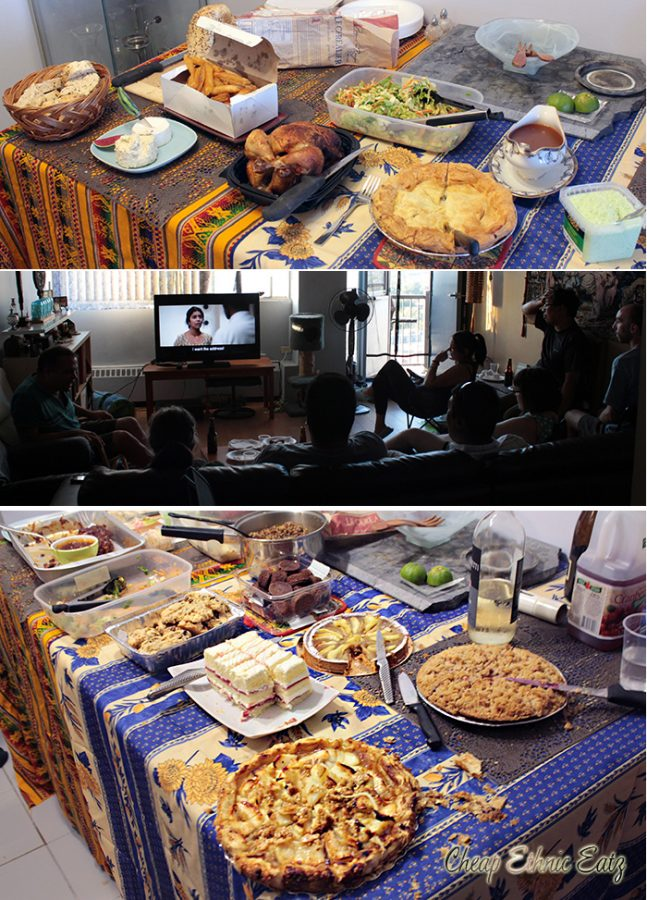 Food Film Marathon 2014