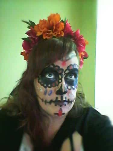 Sugar Skull Evelyne