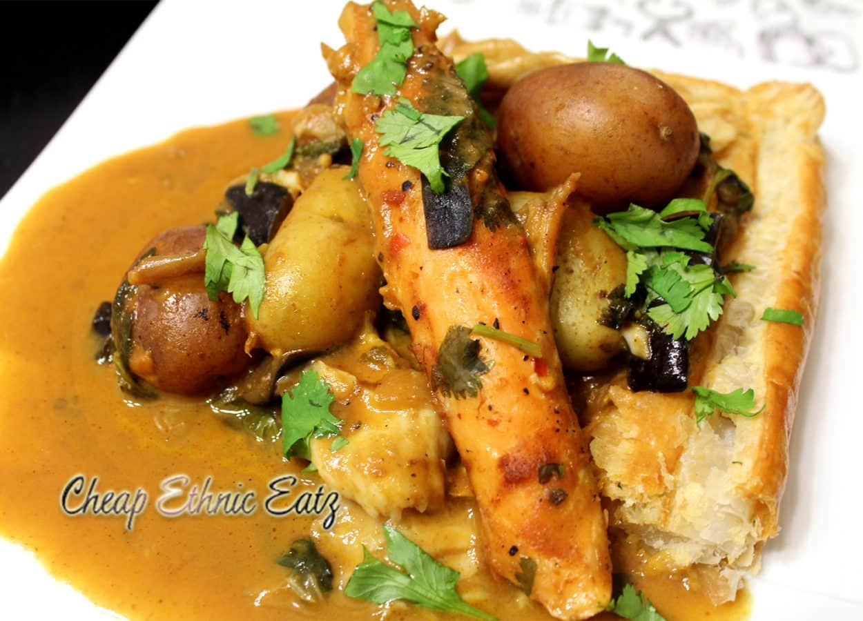 Moqueca Smoky Brazilian Fish and Potato Stew 5