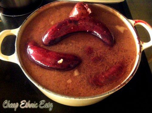 blood sausage 43