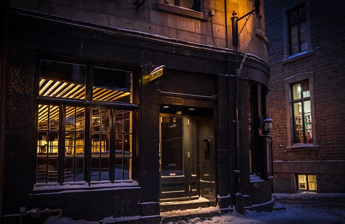 Mimi la nuit facade © Randall Brodeur