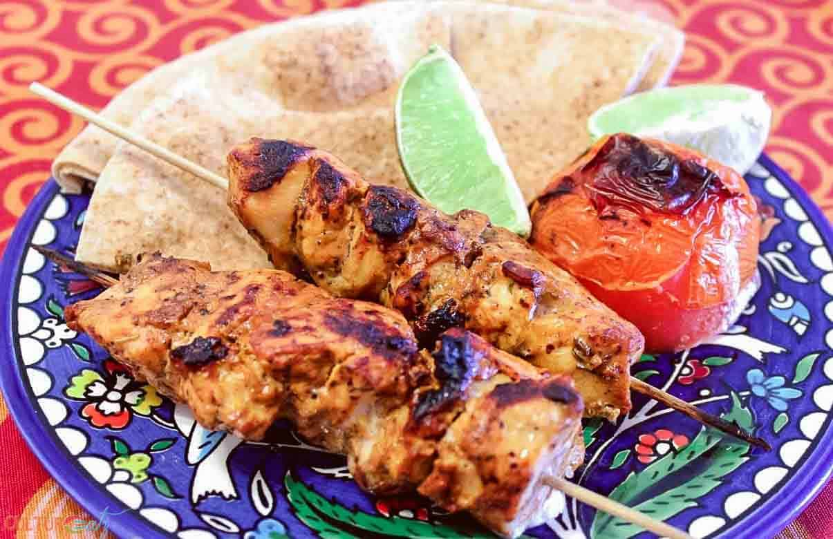 How to Make Lebanese Shish Taouk: now this is an amazing recipe!