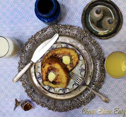 Mad Men finale french toast top