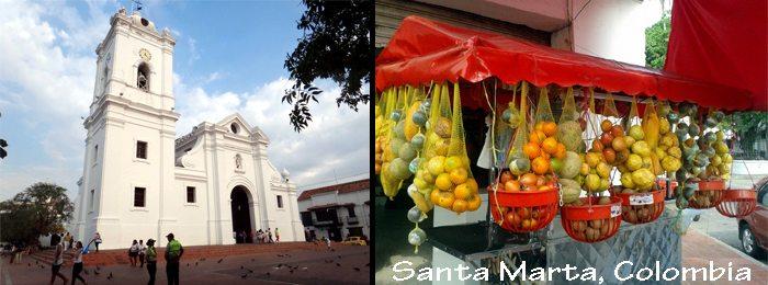 2 Santa Marta 1