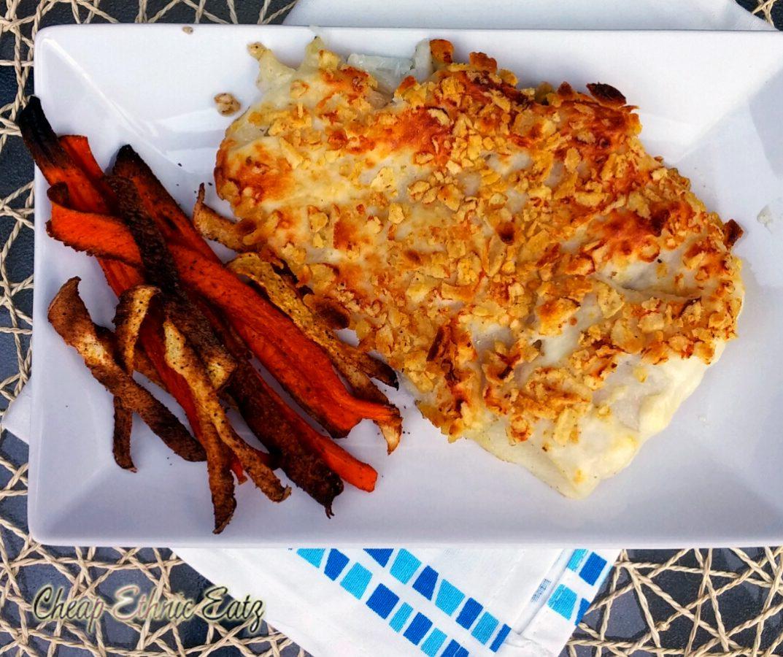 Crisps Fish and Veggie Chips