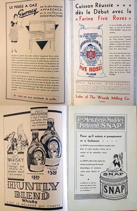 ads 1930